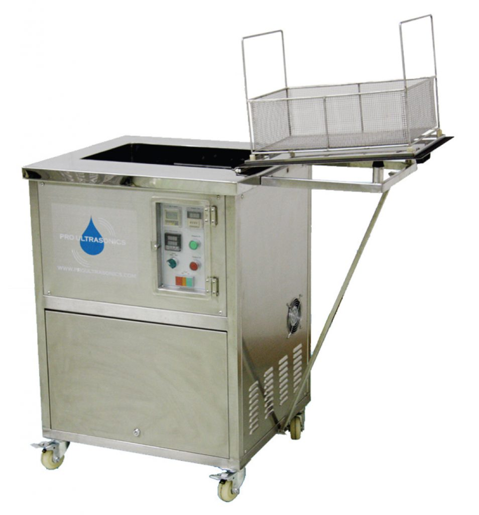 Ultrasonic cleaner Pro 2013