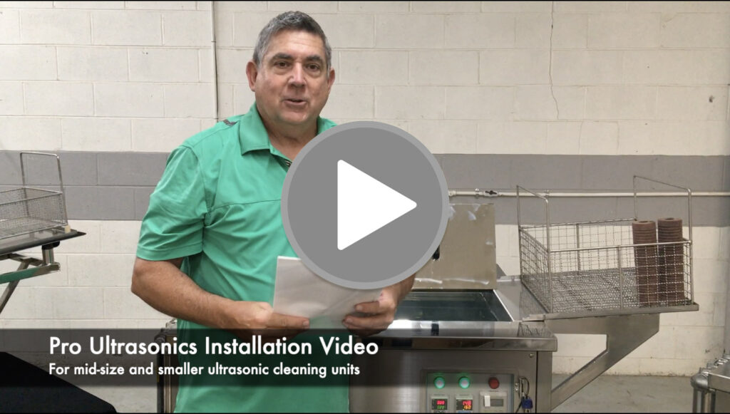 VIDEO: Installation & Setup for Mid-Size and Smaller Units