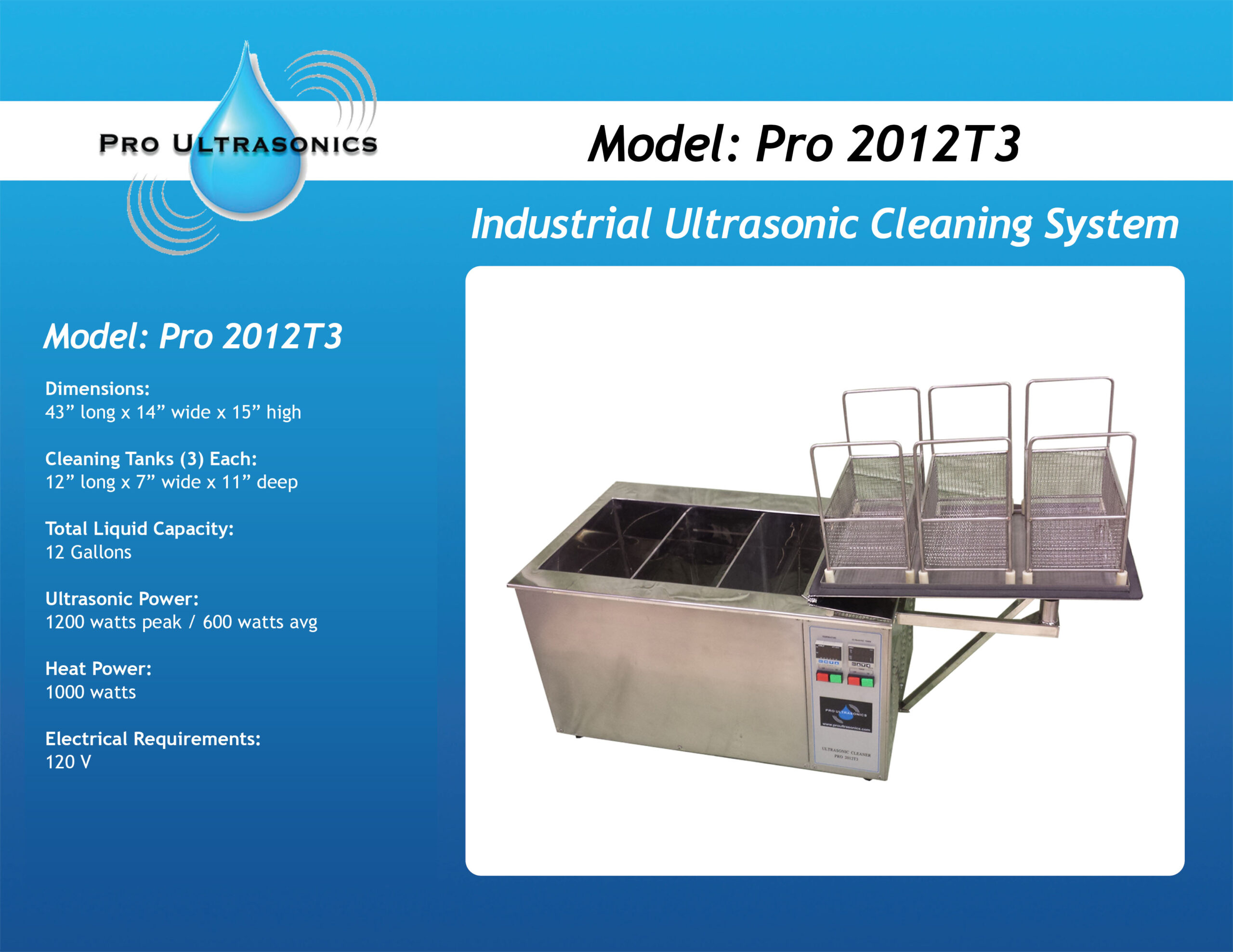 Pro 2012T3