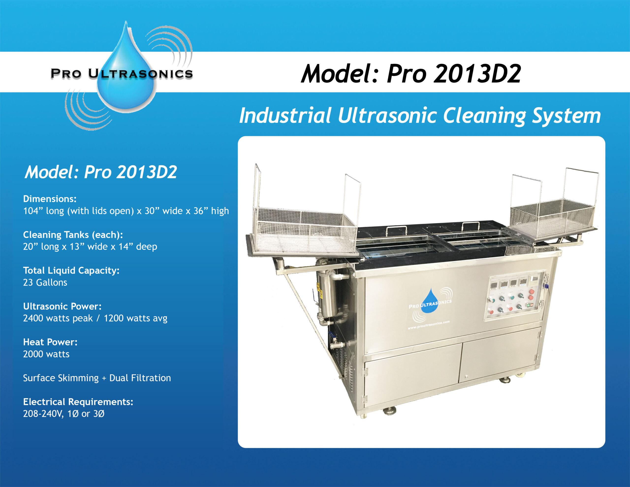 Pro 2013D2