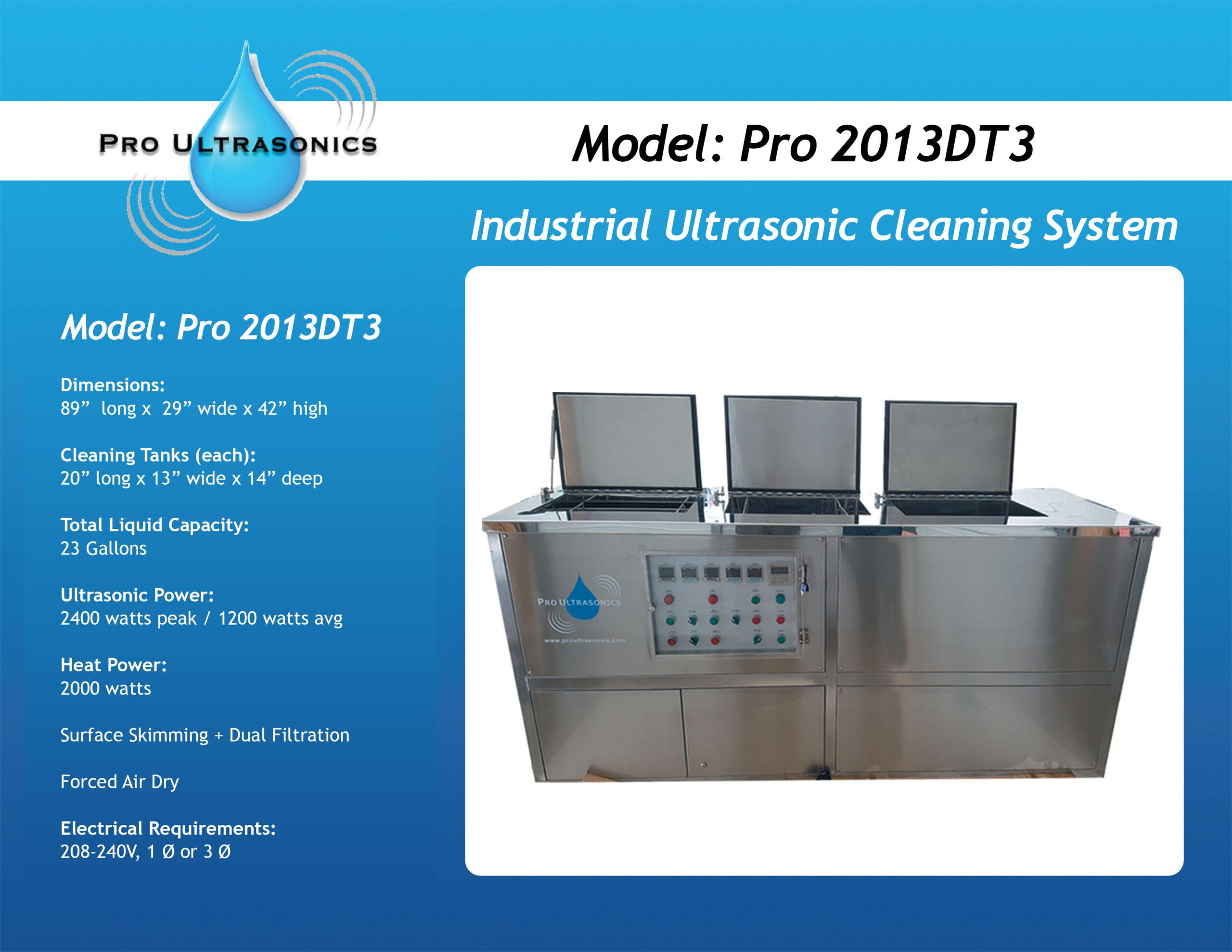 Pro 2013DT3