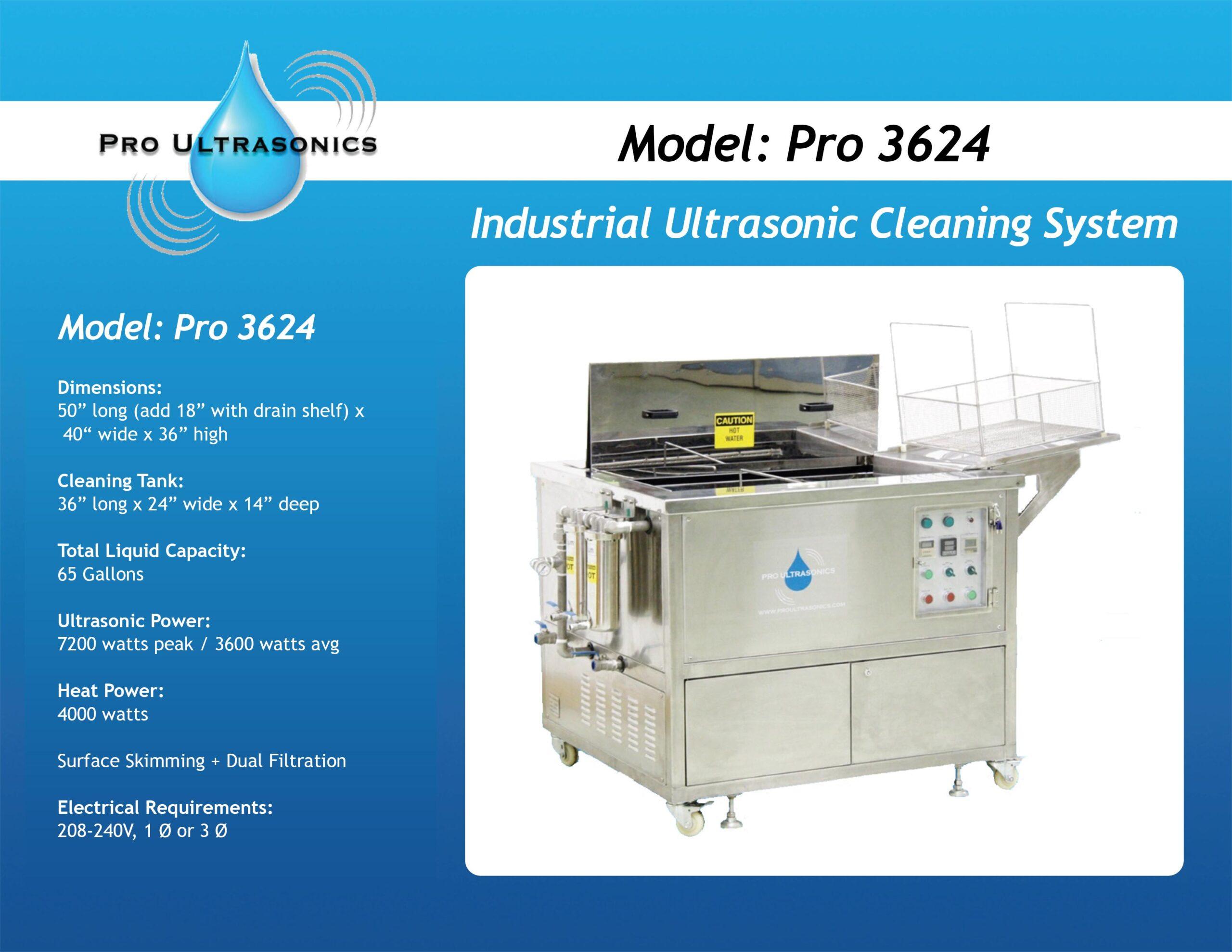Pro 3624