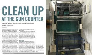 Shooting Sports Retailer Magazine feature