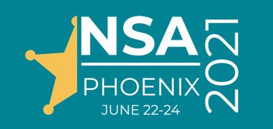 National Sheriffs' Association Trade Show 2021